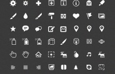168 Exquisite Web Icons PSD