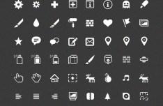 168 Exquisite Web Icons PSD