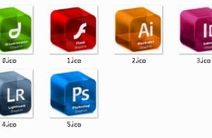 3D Design Tool Icons