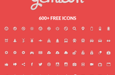 600+ Original High-quality Icons - Gemicon