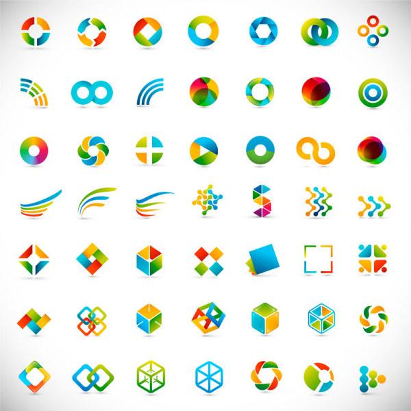 Abstract Vetor Symbols 01