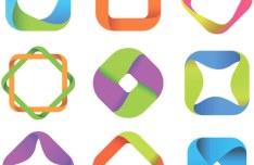 Abstract Vetor Symbols 02