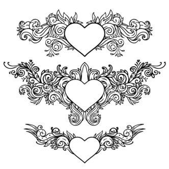 Beautiful Valentine Card 08