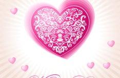 Beautiful Valentine Card 16