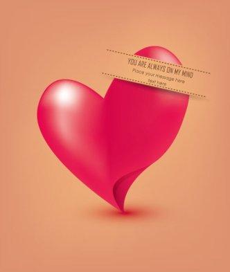 Beautiful Valentine Card 27