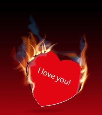 Beautiful Valentine Card 32