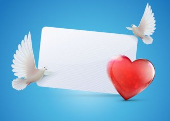 Beautiful Valentine Card 36
