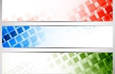 Color Gradient Vector Banner