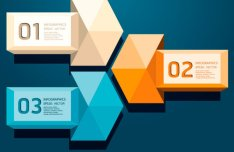 Creative Business Information Vector Graphics 02