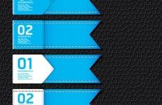 Creative List Banner Vector 22