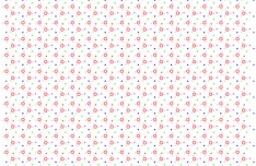 Lovely Small Floral Vector Pattern