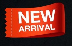 New Arrival Label PSD