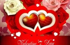 Valentine Day Love Flower 02