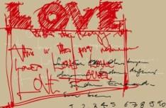 Vector Doodle Love 02