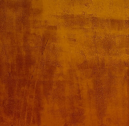 Orange Green Dilapidated Wall Background Texture