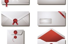Elegant Envelope Design Templates 02