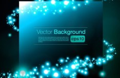 HI-Tech Futuristic Abstract Background Vector 04