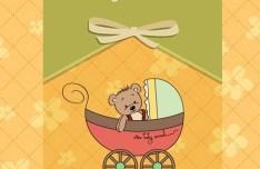 Lovely Happy Birthday Vector Illustration 02