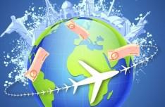 Vector Global Travel Design 01