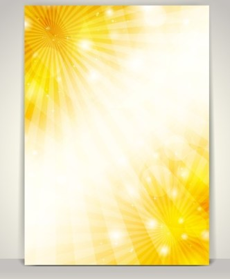 Beautiful Shining Floral Background Vector 02