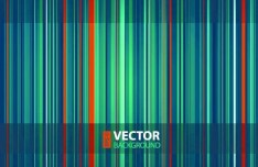 Colored Vertical Stripes Background Vector 02