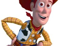 Toy Story Woody Layered PSD 01