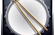 Glossy Drum Vector App Icon