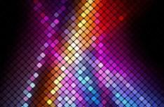 Stylish Shiny Vector Mosaic Background 05