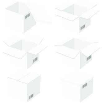 Set Of Vector Elegant Product Packaging Design Templates 02