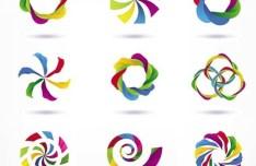Colorful Vector Creative Icon Set 02