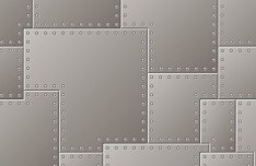 Vector Metal and Rivets Background 01