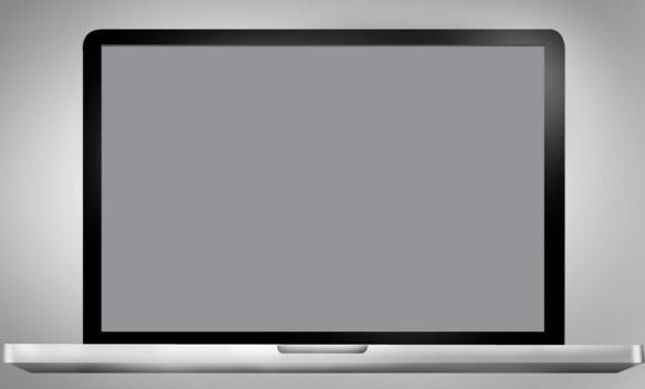 PSD Laptop Mockup