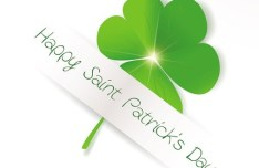 Clean Happy St.Patrick's Day Elements 04