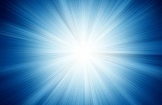 Fantastic Light Burst Background Vector 01