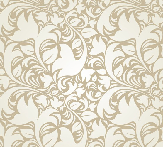 Classical Floral Pattern Background 01