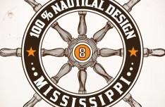 Vector Vintage Badge Sticker 02