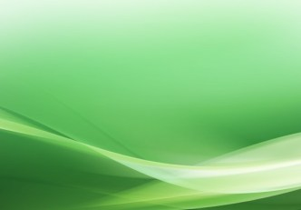 Green Design Abstract Waves Background