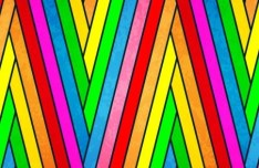Colorful Abstract Lines Background Texture Vector 03