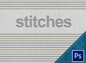 PSD Stitches Texture
