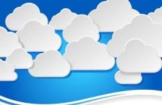 Creative Vector Cloud Design 04