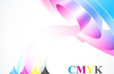 Simple and Stylish Abstract Vector Background 04