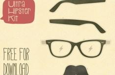 Vector Hipster Kit