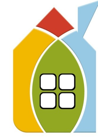 Abstract Real Estate Vector Illustration 01