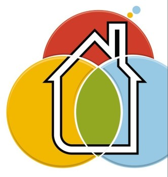 Abstract Real Estate Vector Illustration 02