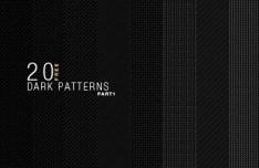 20+ Tileable Dark Patterns