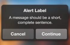 Dark Alert Modal Box Interface PSD