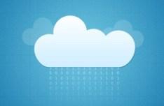 Flat Binary Rain Cloud PSD