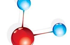 Vector Molecular Compound 03
