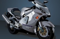 Vector Racing Motorcycle