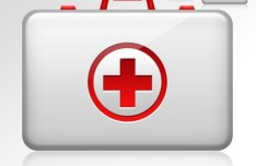Sleek First Aid Medical Kit PSD